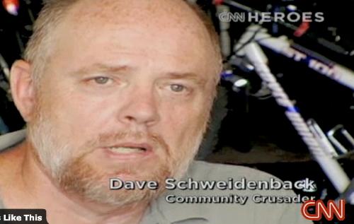 Entrevista a David Schweidenback